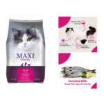 Maxi Persian Cat Food Ocean Fish 1.2kg